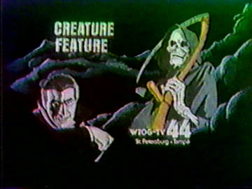 The Dr  Paul Bearer/Creature Feature Database -- A Crazed