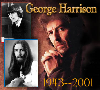 George Harrison remembered
