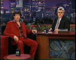 Paul Reubens on the Tonight Show