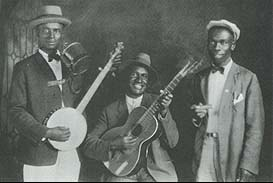 Gus Cannon and his Jug Stompers