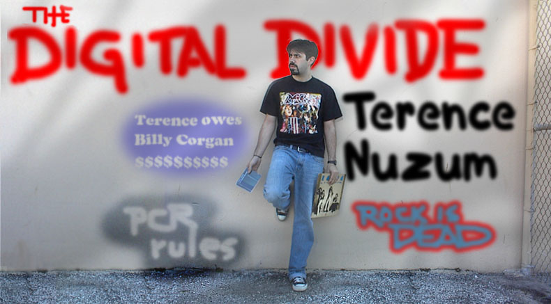 The Digital Divide by Terence Nuzum
