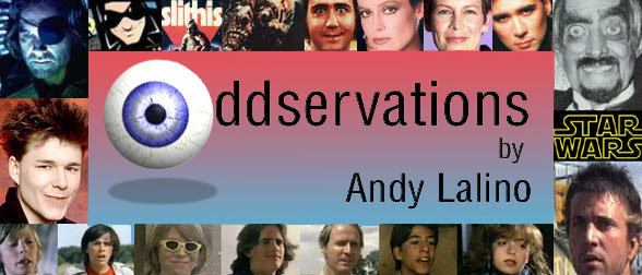 Oddservations by Andy Lalino