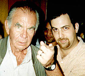 Russ Meyer and Andrew Allan