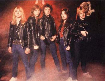 my iron maiden experience growing up fanboy by chris woods. Black Bedroom Furniture Sets. Home Design Ideas
