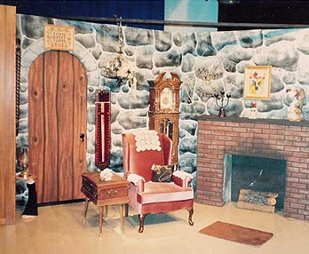 The tenement castle set